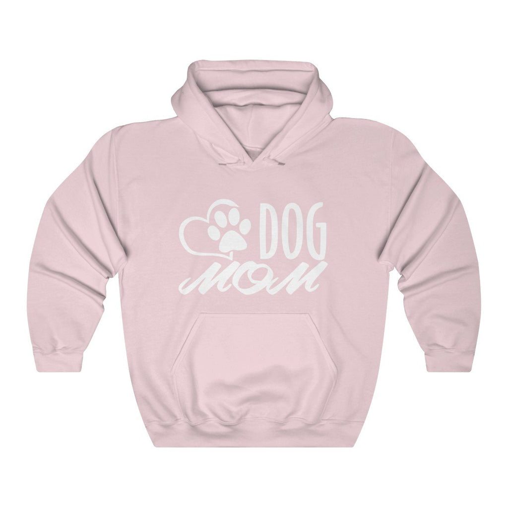 DOG MOM HEAVY UNISEX HOODIE DOG LOVER CLOTHING APPAREL