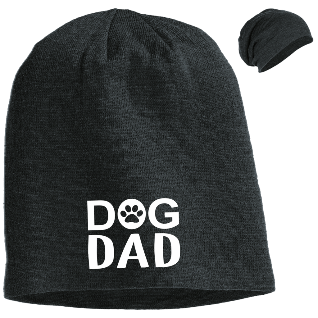 DOG DAD SLOUCH BEANIE