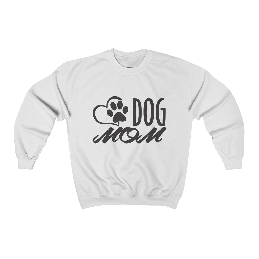 DOG MOM UNISEX CREWNECK SWEATSHIRT