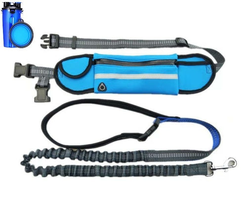 Multi Application Dog Leash - Walk, Run, Sports