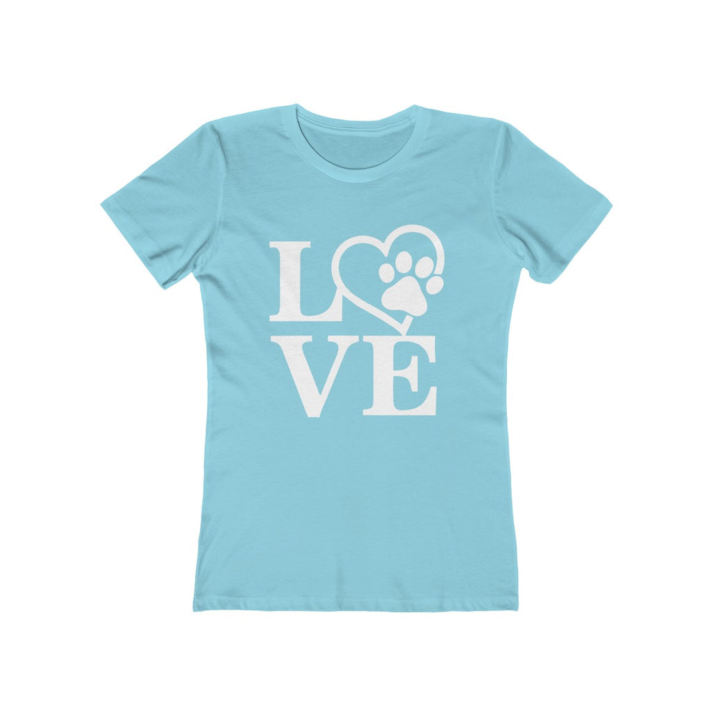 DOG LOVE BOYFRIEND TEE