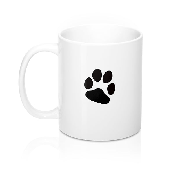 HOLD MY DRINK WHILE I PET THIS DOG MUG 11oz