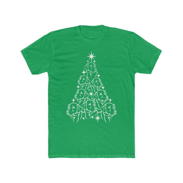 LAB CHRISTMAS TREE PREMIUM TEE