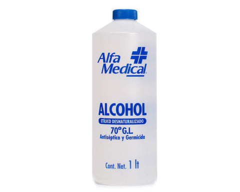 Alcohol Alfa Medical 1L