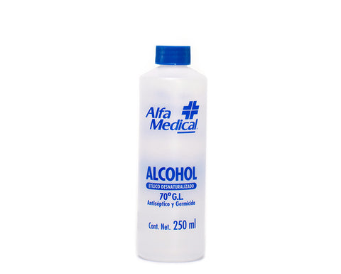 Alcohol Alfa Medical 250ml