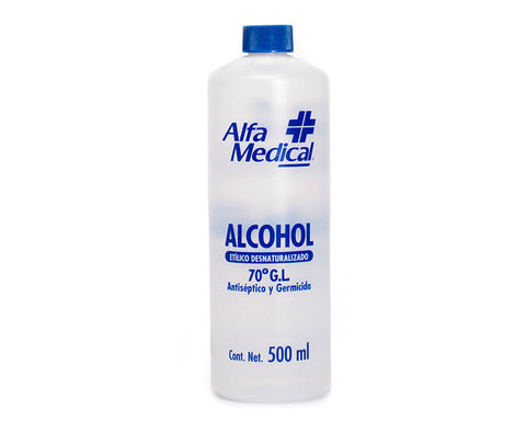 Alcohol Alfa Medical 500ml