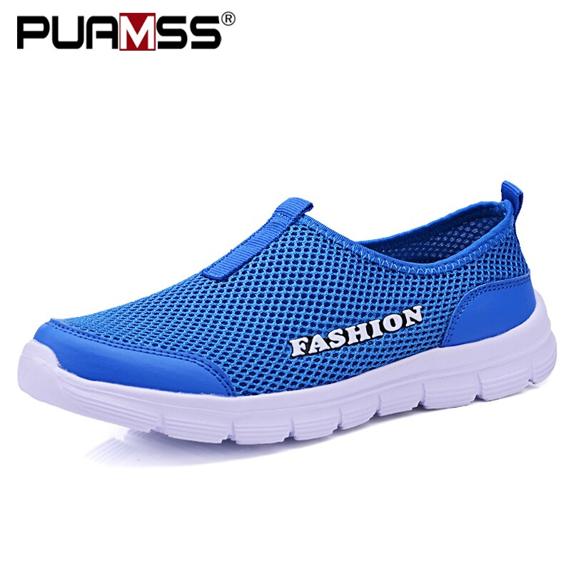 Summer new lightweight breathable water women's sports shoes