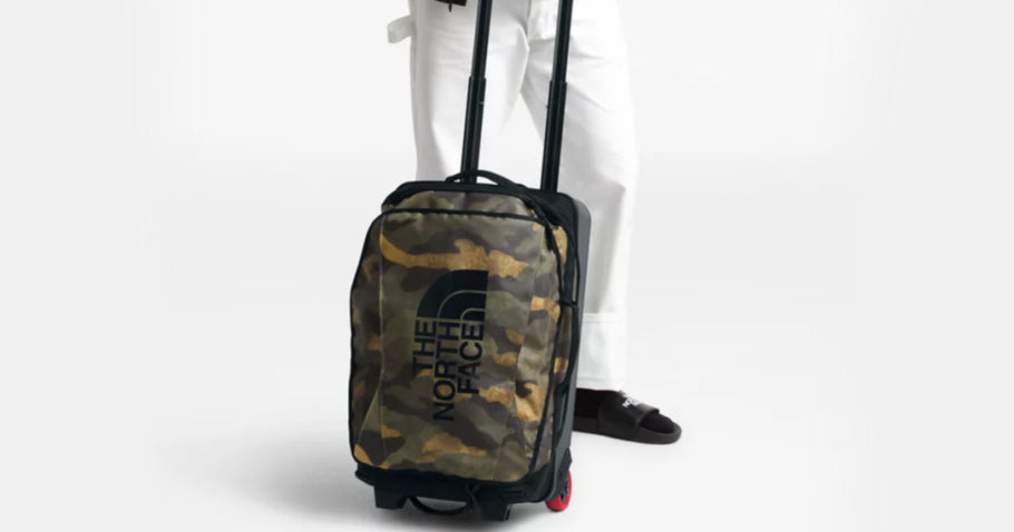 The North Face Wheeled Duffel Only $66.93 Shipped (Regularly $269)