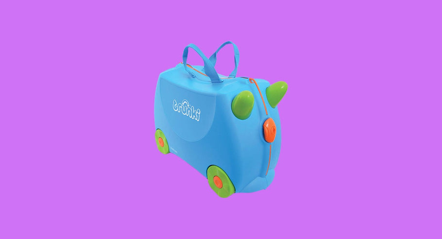 Flying with babies and toddlers isn't our definition of fun and requires that parents load up on travel toys for toddlers