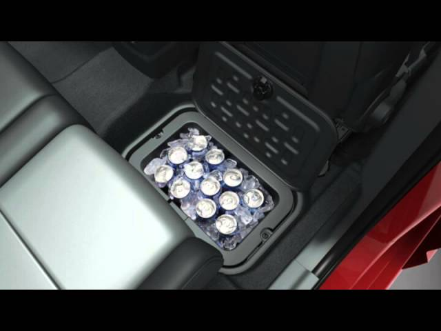 2013 Dodge Journey | In-Floor Storage Bin by Mopar (8 years ago)