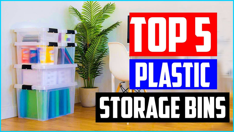 Top 5 Best Clear Plastic Storage Bins in 2020 Reviews by Reviews vid (1 year ago)