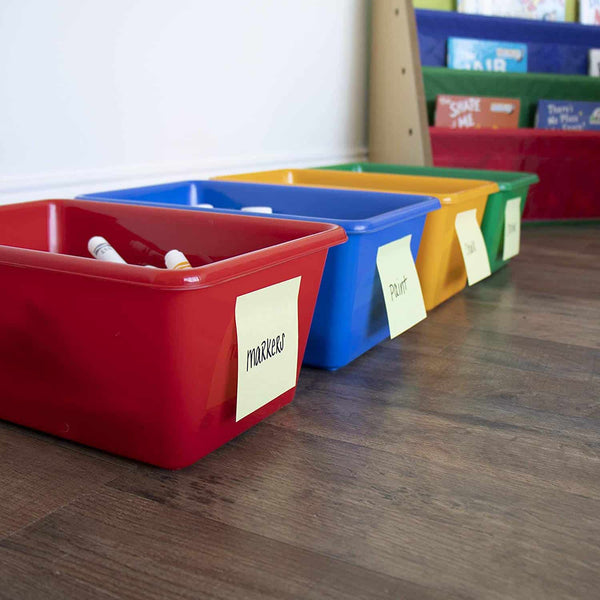 Tot Tutors Kids Toy Storage Bins under $5 (Reg $20)
