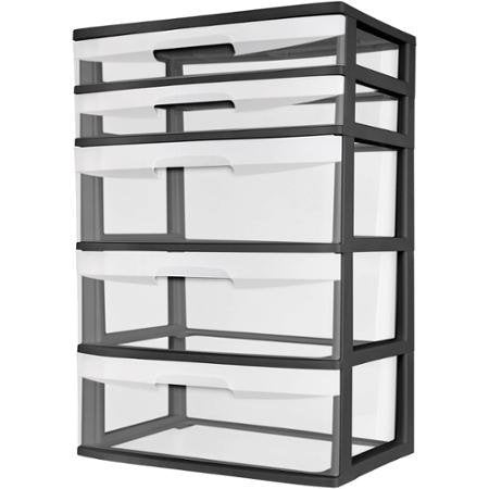 17 Top Wide Drawers