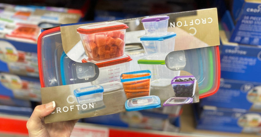 Kitchen & Bathroom Organization Items as Low as $4.99 at ALDI