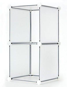 Ben&Jonah Collection 2 Cube DIY Modular Storage Unit