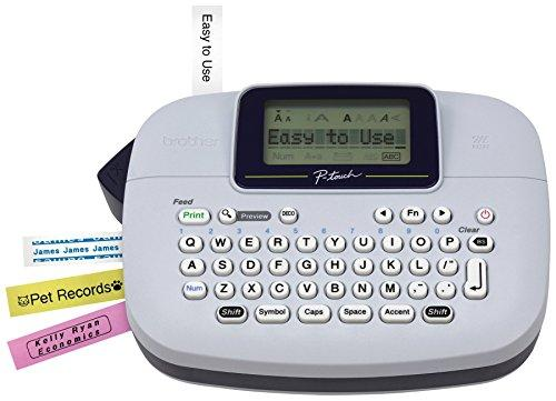 Brother PTM95 P-touch Handy Label Maker
