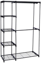 Load image into Gallery viewer, The best whitmor deluxe double rod freestanding closet heavy duty storage organizer