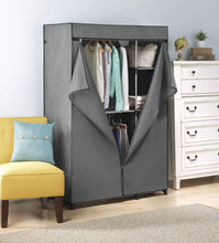Load image into Gallery viewer, Selection whitmor deluxe utility closet 5 extra strong shelves removable cover