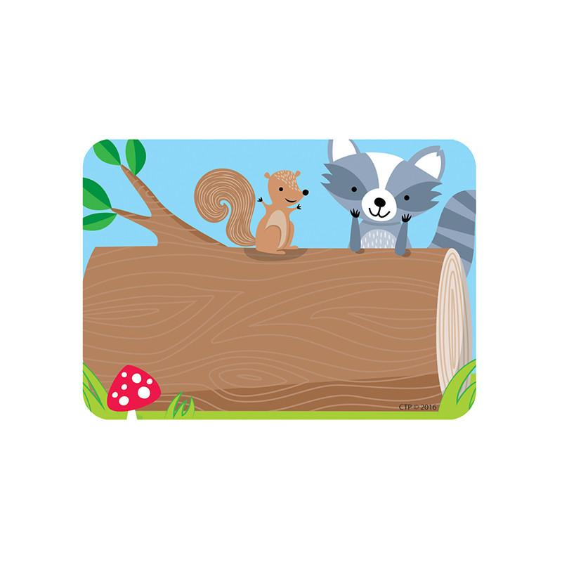 #13659 WOODLAND FRIENDS LABELS