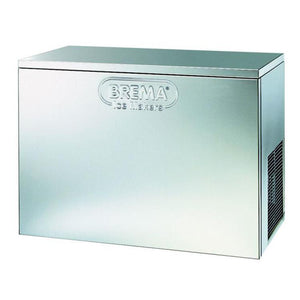 Brema 13g Cube Ice Maker 155kg Production Bin Storage C150A