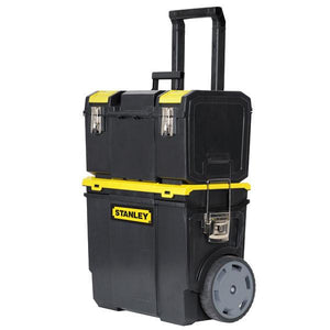 Stanley 3 in 1 Mobile Work Center Tool Trolley 1-70-326