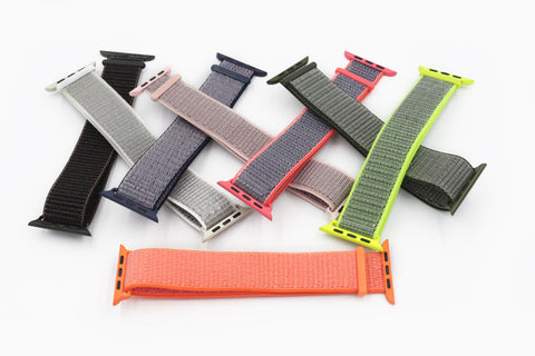 Apple iWatch Band Woven Nylon Sport Loop Series 4/3/2/1