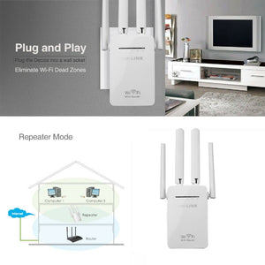 WIFI Extender Booster Repeater Wireless Amplifier Router Signal