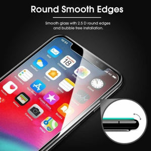 iPhone Xs Max Screen Protector Tempered Glass (2-Pack)