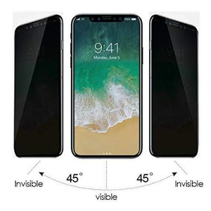 iPhone XR Privacy Screen Protector tempered Glass