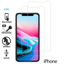 Load image into Gallery viewer, iphone 8 screen protector tempered glass