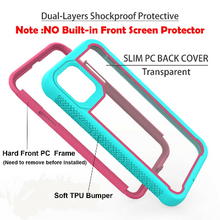 Load image into Gallery viewer, iPhone 11 Pro Heavy Duty Shockproof Hybrid TPU Armor Case