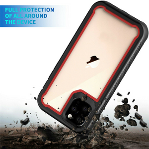 iPhone 11 Pro Max Heavy Duty Shockproof Hybrid TPU Armor Case