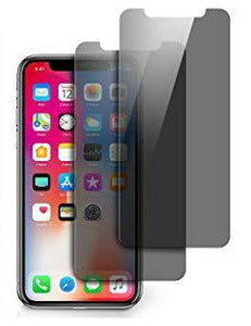 iPhone XR Privacy Anti-Spy Tempered Glass Screen Protector (2 Pack)