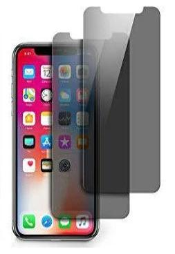 iPhone XS Max Privacy Anti-Spy Tempered Glass Screen Protector (2 Pack)