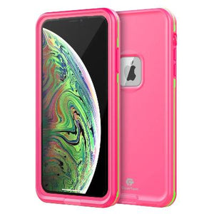 iPhone Xs Max Waterproof Case Pink