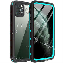 Load image into Gallery viewer, iPhone 11 Pro Case Waterproof Shockproof Dustproof Teal