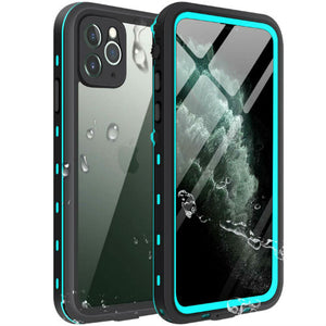 iPhone 11 Pro Case Waterproof Shockproof Dustproof Teal