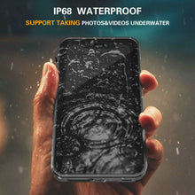Load image into Gallery viewer, iPhone 11 Case Waterproof Shockproof Dustproof