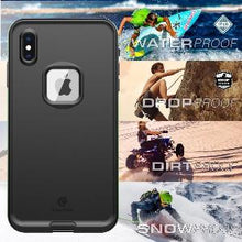 Load image into Gallery viewer, iPhone XR Waterproof Shockproof Case