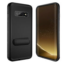 Load image into Gallery viewer, Samsung Galaxy S10 Plus Waterproof Case Built-in Screen protector & Kickstand