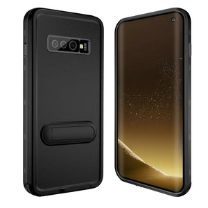 Samsung Galaxy S10 Plus Waterproof Case Built-in Screen protector & Kickstand