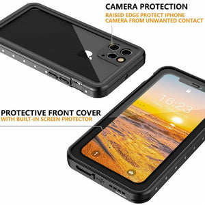 iPhone 11 Case Waterproof Shockproof Dustproof