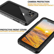 Load image into Gallery viewer, iPhone 11 Pro Case Waterproof Shockproof Dustproof