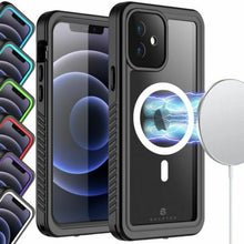 Load image into Gallery viewer, Apple iPhone Xr Hybrid Rugged Shockproof Protective Case Cover Black