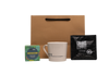 Coffee Break Gift Bag - Dunk Here for Happiness