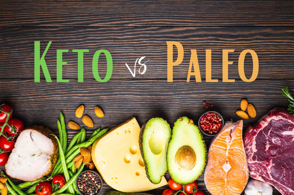 Paleo vs Keto Diet - What's the Difference?