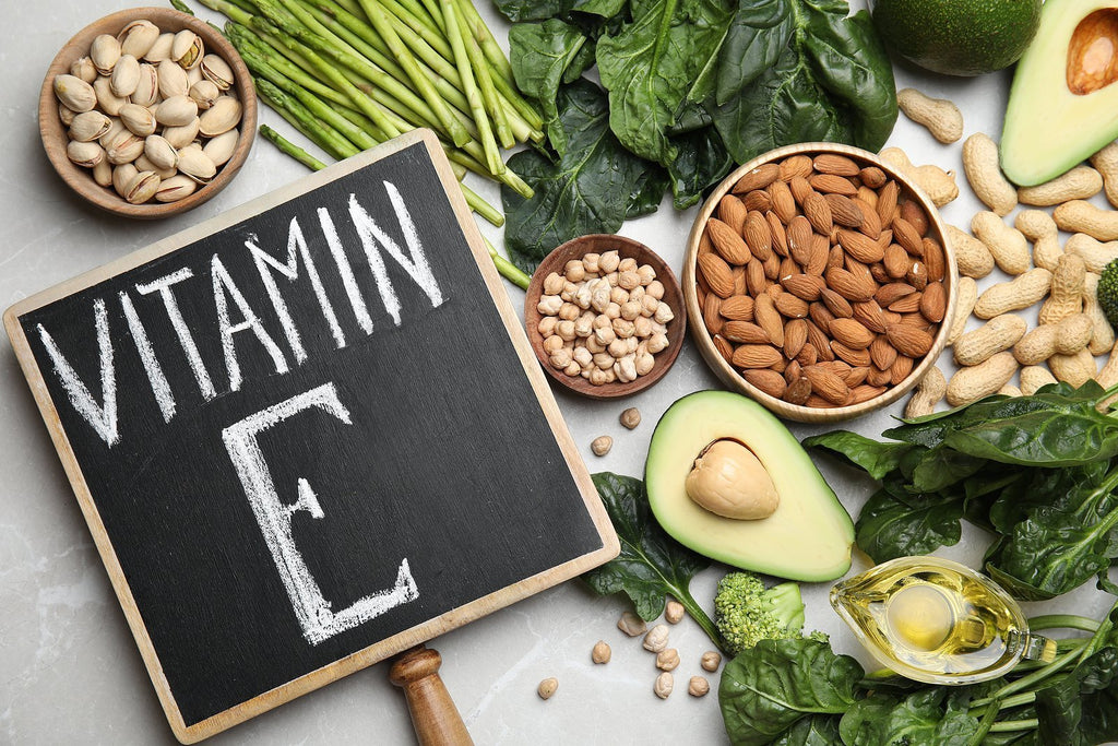 Mighty Vitamin E: Immune Function, Respiratory Health & Aging