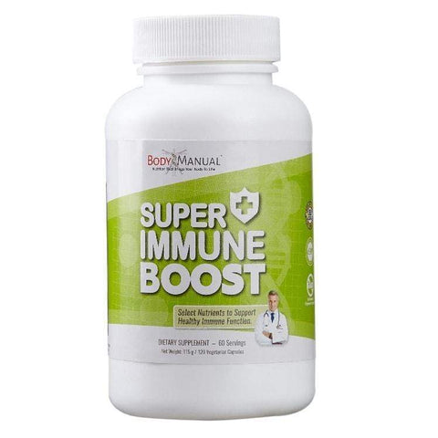 BUNDLE Super Immune Boost - Capsules, Packets, Powder