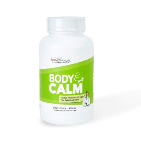 Body Calm - Capsules, Powder