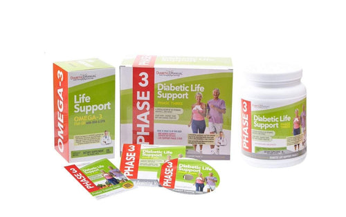 BodyManual Diabetic Life Support - PHASE 3
